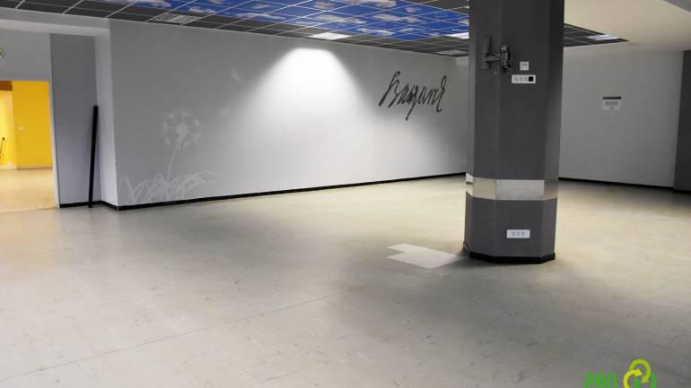 + de 3 000 m2 de remise en état
